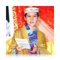 01162 Monk Jin Tian & Happiness Seeker & Farmer and Snake & Treasure from Heaven