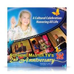 02141-V0845 Supreme Master TV's 2nd Anniversary: A Cultural Celebration Honoring All Life(1,2,3)