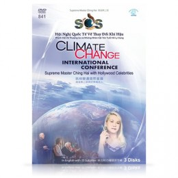 Video-0841(1.2.3) Climate Change International Conference—Supreme Master Ching Hai with Hollywood Celebrities