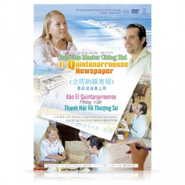 Video-0920(1.2) Interview with Supreme Master Ching Hai: by El Quintanarroense Newspaper